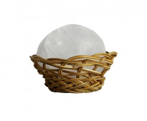 Кристалл свежести СОЛО в кокосовой корзинке и пакете