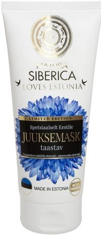 Маска восстанавливающая для нормальных и ослабленных волос Loves Estonia ВАСИЛЬКИ