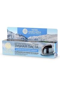 """Зубная Паста """"Камчатская для белоснежной улыбки"""" NATURA KAMCHATKA"""