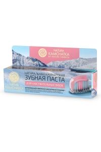 """Зубная Паста """"Камчатская для чувствительных зубов"""" NATURA KAMCHATKA"""