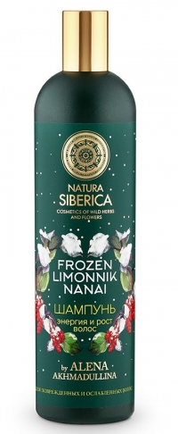Шампунь энергия и рост волос Natura Siberica by Alena Akhmadullina