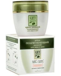 Крем подтягивающий дневной для лица и шеи Lift-Olive