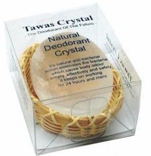 Кристалл свежести МИДИ в бамбуковой корзинке и пластик коробке