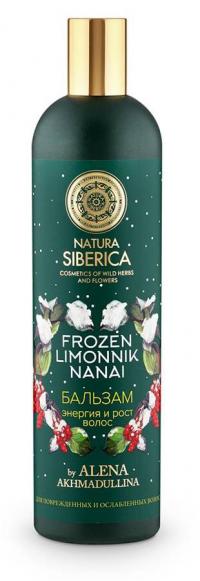 Бальзам энергия и рост волос Natura Siberica by Alena Akhmadullina
