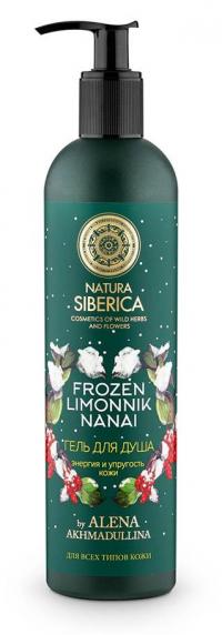 Гель для душа энергия и упругость кожи Natura Siberica by Alena Akhmadullina