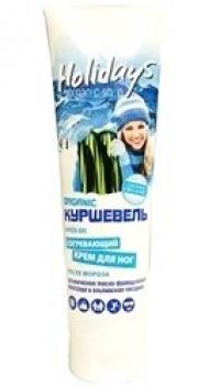 Крем для ног согревающий после мороза «Apres-ski» Куршевель