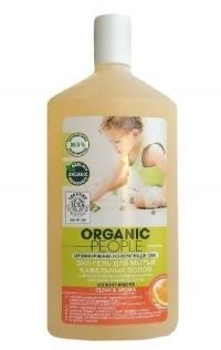 Гель-Эко для мытья кафельных полов Organic People