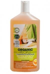 Гель Эко для мытья паркетных полов Organic People
