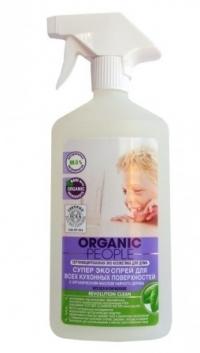 Спрей Эко для всех кухонных поверхностей ORGANIC PEOPLE