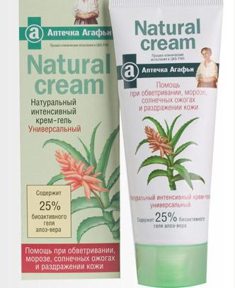 """Крем-гель Универсальный """"Natural cream"""""""