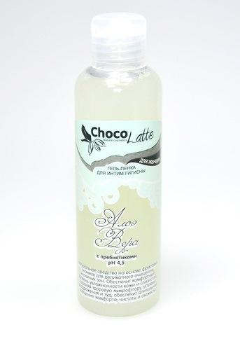 Гель-пенка для интим-гигиены АЛОЭ ВЕРА для женщин, гипоаллергенная, для чувствительной кожи, гигиены будущих мам, pH 4.5