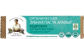 """Зубная паста """"Кедровая"""" для здоровья зубов"""