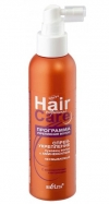 СПРЕЙ-УКРЕПЛЕНИЕ луковиц волос несмываемый HAIR CARE
