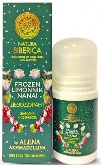 Дезодорант «Энергия и свежесть» Natura Siberica by Alena Akhmadullina