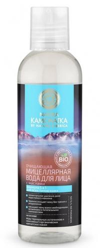Вода Мицеллярная очищающая с маслами NATURA KAMCHATKA