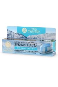 """Зубная Паста """"Камчатская для свежего дыхания"""" NATURA KAMCHATKA"""