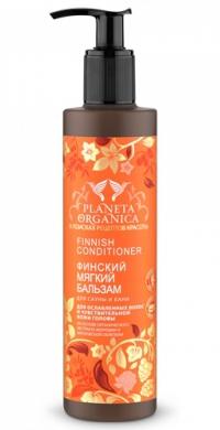 Бальзам Финский для Ослабленных Волос и Чувствительной Кожи головы