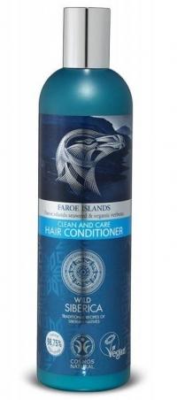 """Бальзам для волос """"Уход и забота"""" FAROE ISLANDS"""