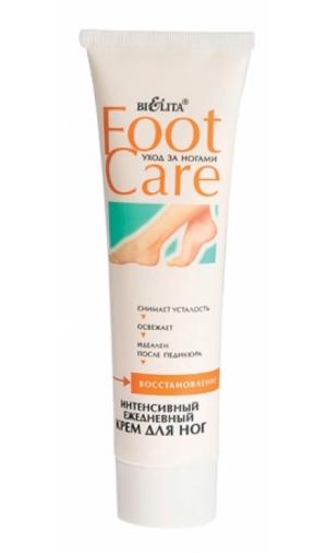 Крем для ног Интенсивный ежедневный FOOT CARE