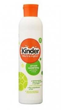 Шампунь детский для волос и тела KINDER