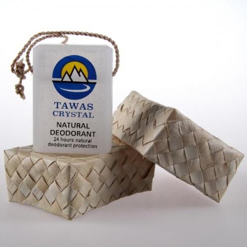 Кристалл свежести МАКСИ на шнурке из пальмы Абака