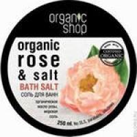 """Соль для ванн """"Дикая роза"""""""