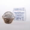 Кристалл свежести СОЛО-К в кокосовой корзинке и пластиковой коробочке